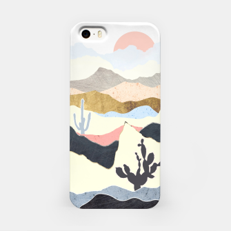 Thumbnail image of Desert Summer iPhone Case, Live Heroes
