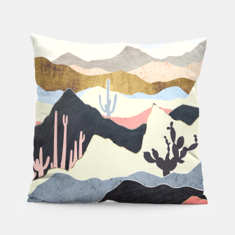 Thumbnail image of Desert Summer Pillow, Live Heroes
