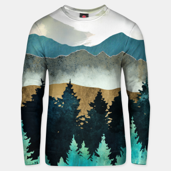 Thumbnail image of Forest Mist Cotton sweater, Live Heroes