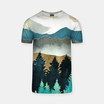Thumbnail image of Forest Mist T-shirt, Live Heroes