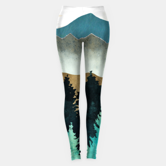 Thumbnail image of Forest Mist Leggings, Live Heroes