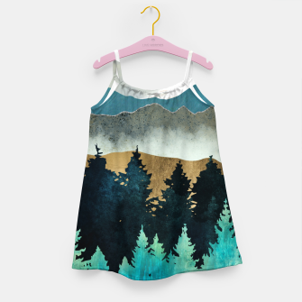 Thumbnail image of Forest Mist Girl's dress, Live Heroes
