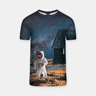 Thumbnail image of Going to Adventure T-shirt, Live Heroes