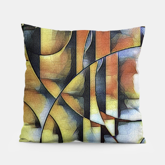 Thumbnail image of Underwater Abstract Pillow, Live Heroes