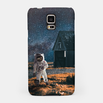 Miniatur Going to Adventure Samsung Case, Live Heroes