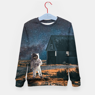 Miniatur Going to Adventure Kid's sweater, Live Heroes
