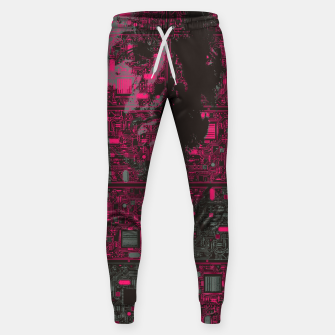 Thumbnail image of Ghost In The Machine Cotton sweatpants, Live Heroes
