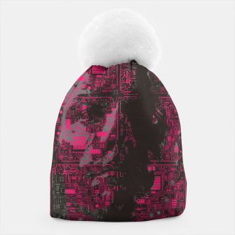 Thumbnail image of Ghost In The Machine Beanie, Live Heroes