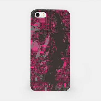 Thumbnail image of Ghost In The Machine iPhone Case, Live Heroes