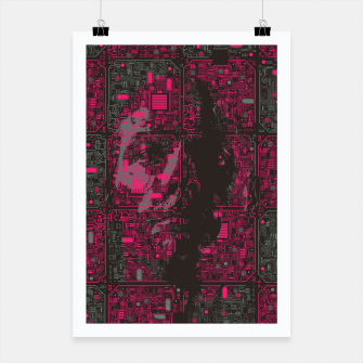 Thumbnail image of Ghost In The Machine Poster, Live Heroes