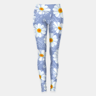 Thumbnail image of Floral Daisy Leggings, Live Heroes