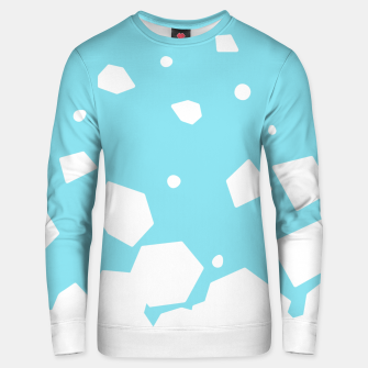 Thumbnail image of Rockery on Blue Cotton sweater, Live Heroes
