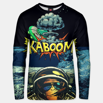 Thumbnail image of KABOOM Cotton sweater, Live Heroes