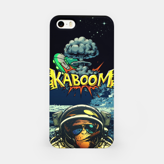 KABOOM iPhone Case obraz miniatury