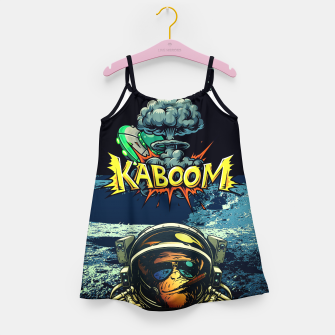 KABOOM Girl's dress obraz miniatury