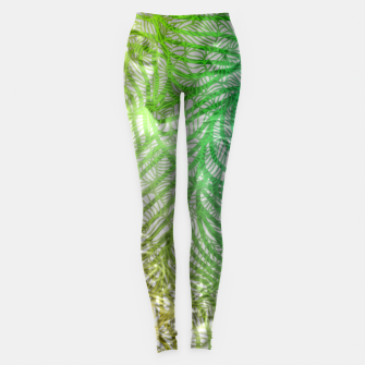 Thumbnail image of wildcat Leggings, Live Heroes