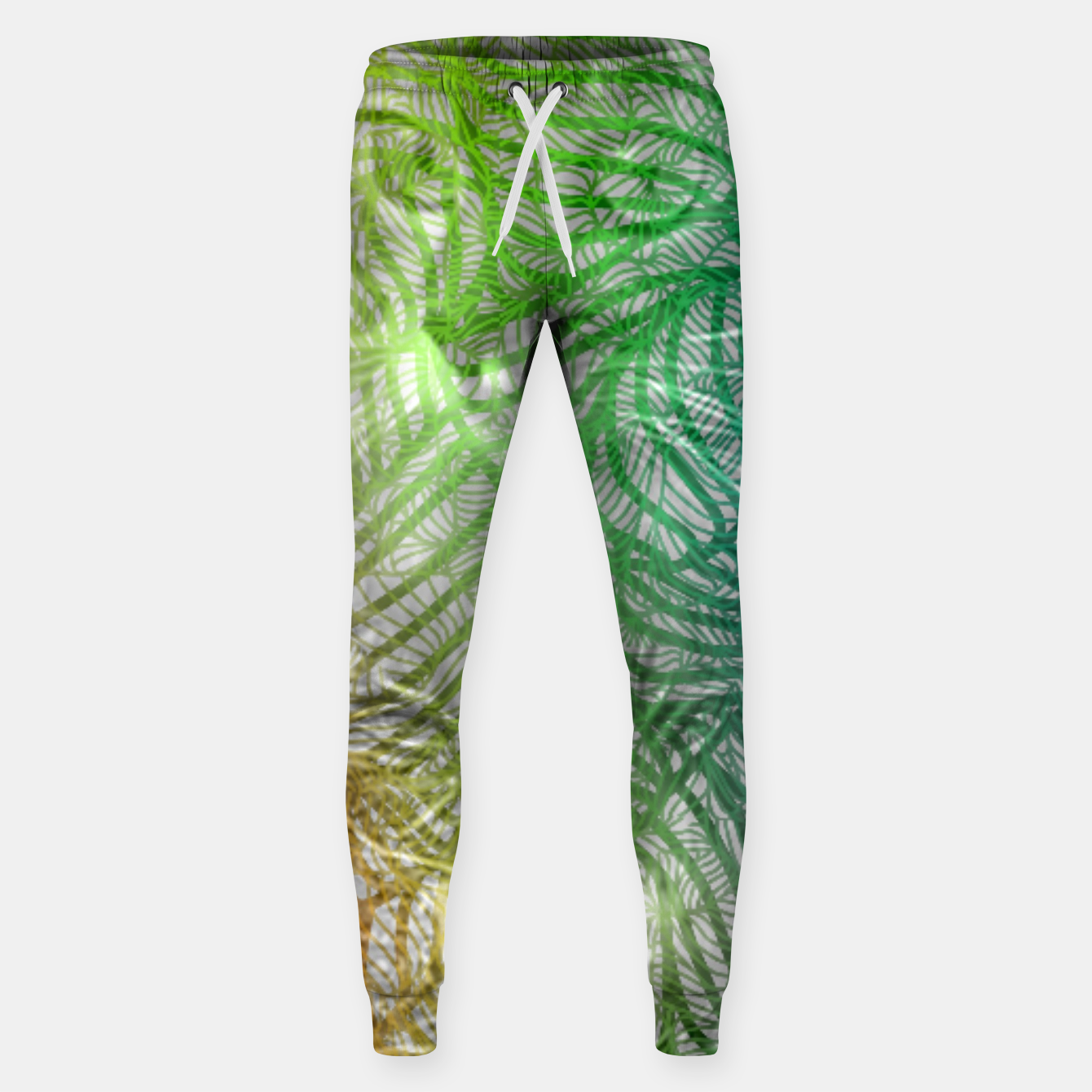Image of wildcat Cotton sweatpants - Live Heroes