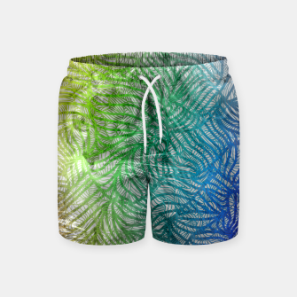 Thumbnail image of wildcat Swim Shorts, Live Heroes