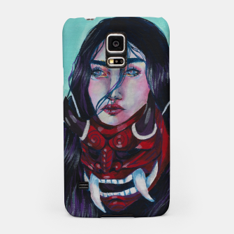 Thumbnail image of Hidden self Samsung Case, Live Heroes