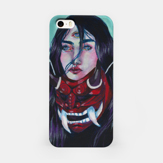 Thumbnail image of Hidden self iPhone Case, Live Heroes