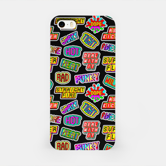 Thumbnail image of Funky pattern #06 iPhone Case, Live Heroes