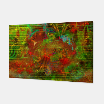 Miniature de image de Swirling Stew (abstract, psychedelic, visionary) Canvas, Live Heroes