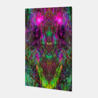 Thumbnail image of Oracular Ether (Focus) (abstract, alien, eyes) Canvas, Live Heroes