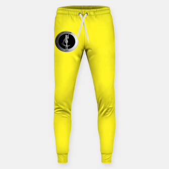 Miniaturka Sublow Grim Canary V.1 Tracksuit Bottoms, Live Heroes