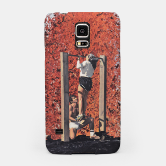 Thumbnail image of Burning Workout Samsung Case, Live Heroes