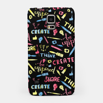 Thumbnail image of Creative flow Samsung Case, Live Heroes