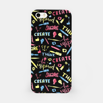 Thumbnail image of Creative flow iPhone Case, Live Heroes