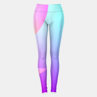 Thumbnail image of Abstract & colors 18 Leggings, Live Heroes