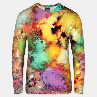 Thumbnail image of Shape shifting Cotton sweater, Live Heroes