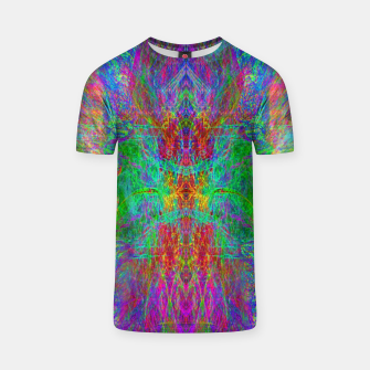 Thumbnail image of Lightworker In The Zephyr (abstract, visionary) T-shirt, Live Heroes