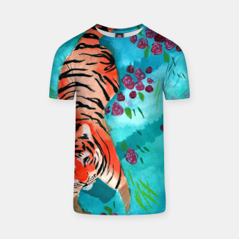 Thumbnail image of Tigers T-shirt, Live Heroes