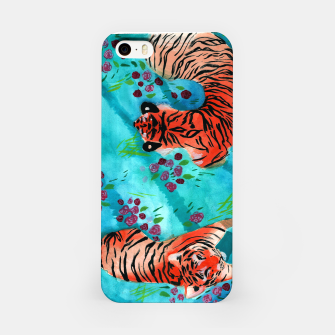 Thumbnail image of Tigers iPhone Case, Live Heroes