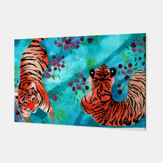 Thumbnail image of Tigers Canvas, Live Heroes