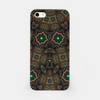 Miniatur Ticorian Loops iPhone Case, Live Heroes