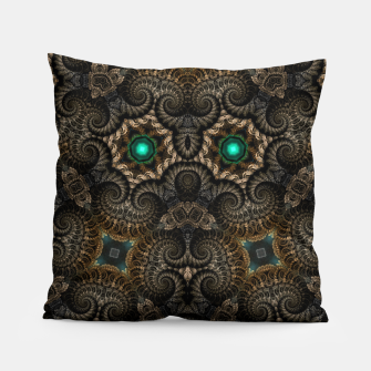 Miniatur Ticorian Loops Pillow, Live Heroes