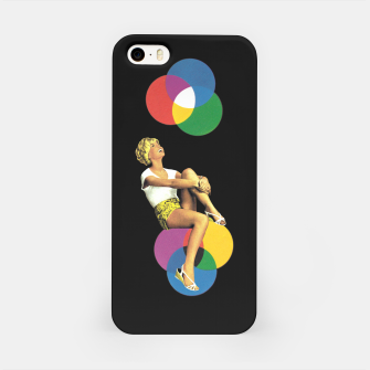 Thumbnail image of Primary Colors iPhone Case, Live Heroes