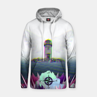 Thumbnail image of GUIDE ME TO THE HEAVEN Sudadera con capucha de algodón, Live Heroes