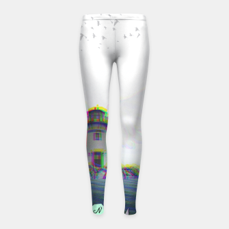 Thumbnail image of GUIDE ME TO THE HEAVEN Leggings para niña, Live Heroes