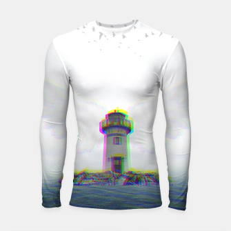 Thumbnail image of GUIDE ME TO THE HEAVEN Longsleeve rashguard, Live Heroes