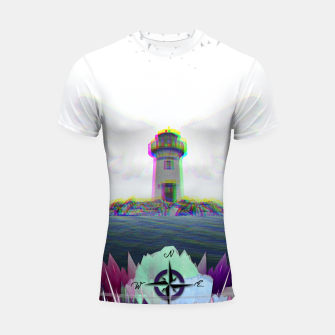 Thumbnail image of GUIDE ME TO THE HEAVEN Shortsleeve rashguard, Live Heroes