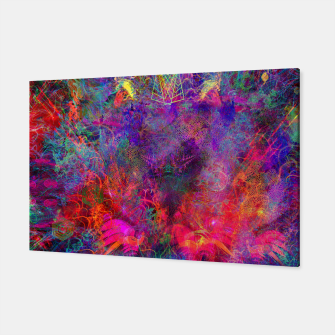 Thumbnail image of Seahorse Cove (abstract, underwater, sea life) Canvas, Live Heroes
