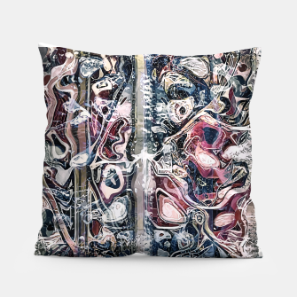 Thumbnail image of Anatomia Pillow, Live Heroes
