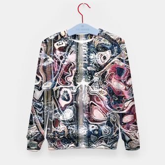 Thumbnail image of Anatomia Kid's sweater, Live Heroes