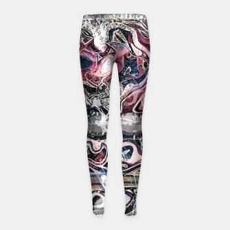 Thumbnail image of Anatomia Girl's leggings, Live Heroes