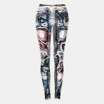 Thumbnail image of Anatomia Leggings, Live Heroes