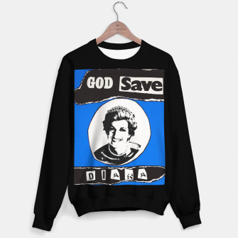 Thumbnail image of God save Diana Sweater regular, Live Heroes